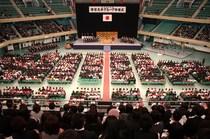 平成26年度 卒業式・修了式が挙行されました