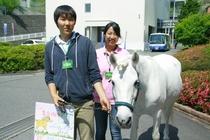 上野原キャンパスでオープンキャンパスが開催されました!