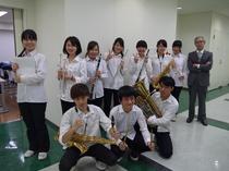 千住キャンパスで足立区青少年委員会第一ブロック主催「第4回千住音楽祭」が開催されました!