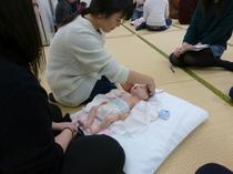 新生児訪問指導