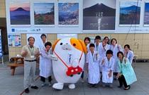 アニマルサイエンス学科の学生が「愛犬の健康診断」を行いました!