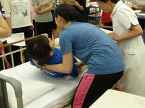 基礎看護学技術Ⅱ 「体位変換、移乗、移送」