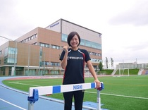 本学職員が「第64回全日本実業団対抗陸上競技選手権大会」に出場します。