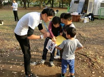 東綾瀬公園で「オフスクールパーク」が開催されました