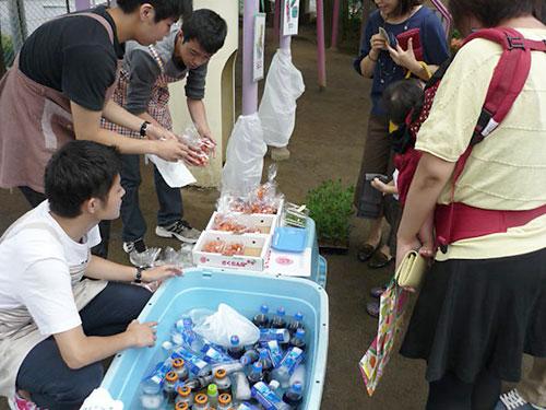 帝京科学大学 園行事体験活動を実施 #01