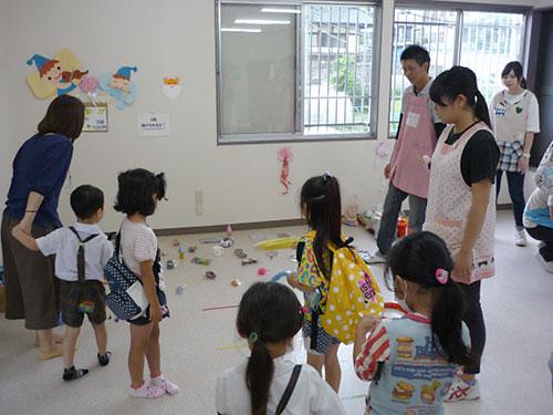 帝京科学大学 園行事体験活動を実施 #02