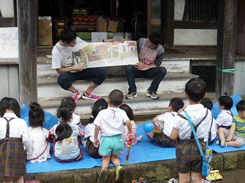 帝京科学大学 園行事体験活動を実施 #03