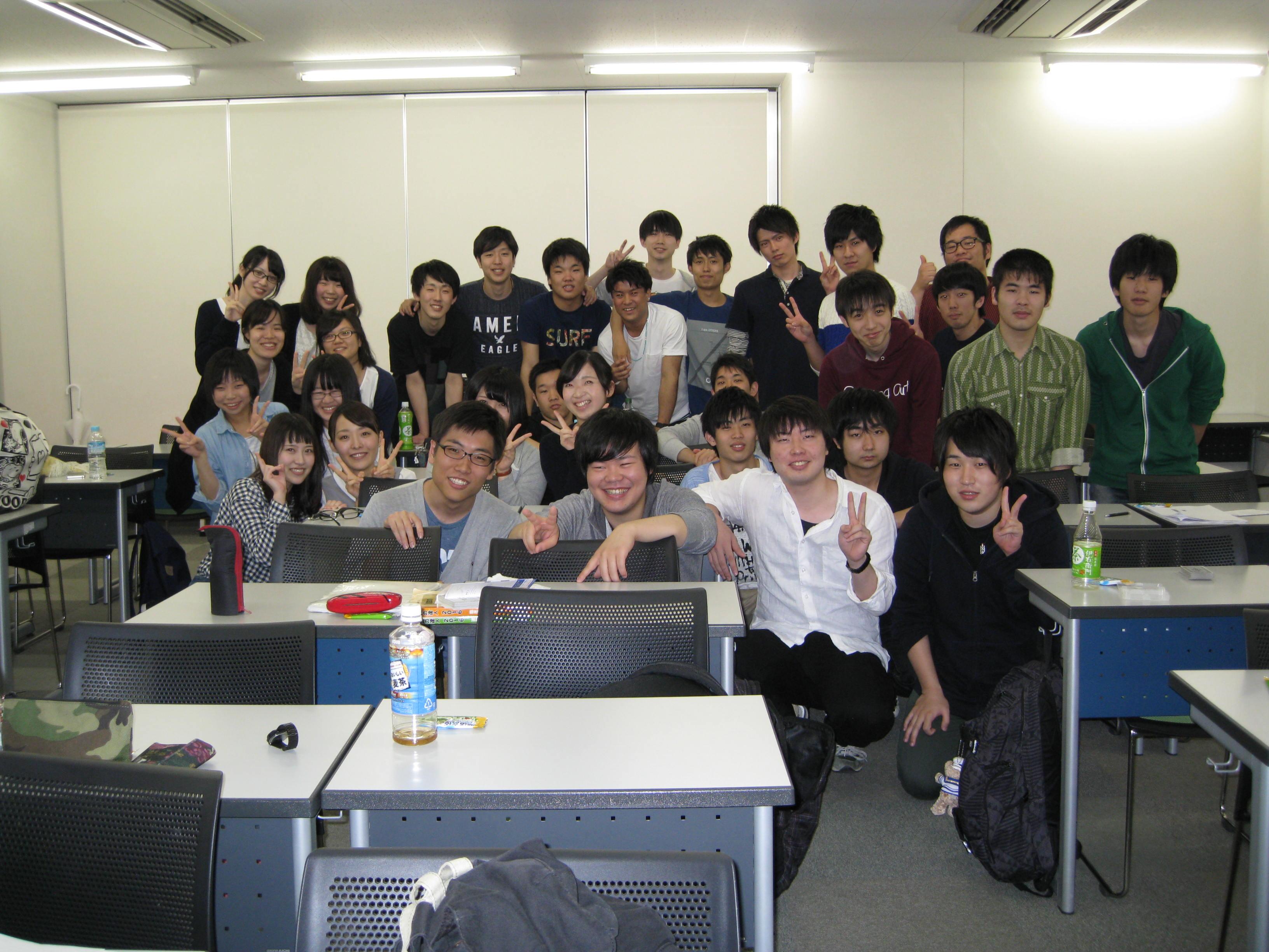 帝京科学大学 4年生の1期目実習終了 #00