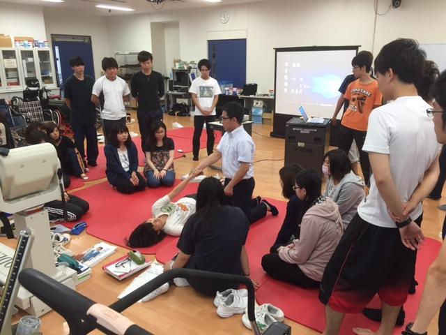 帝京科学大学 富士温泉病院・白木原先生の講義 #00