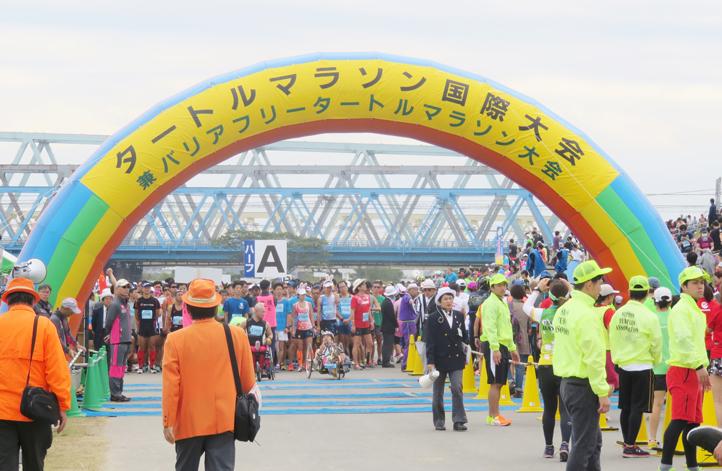 帝京科学大学 「タートルマラソン国際大会in足立」に救護&託児所スタッフとして 参加しました! #01