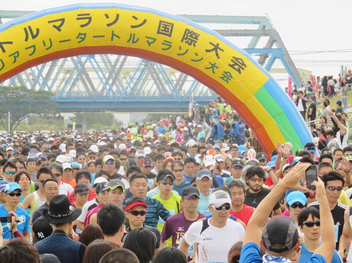 帝京科学大学 「タートルマラソン国際大会in足立」に救護&託児所スタッフとして 参加しました! #02