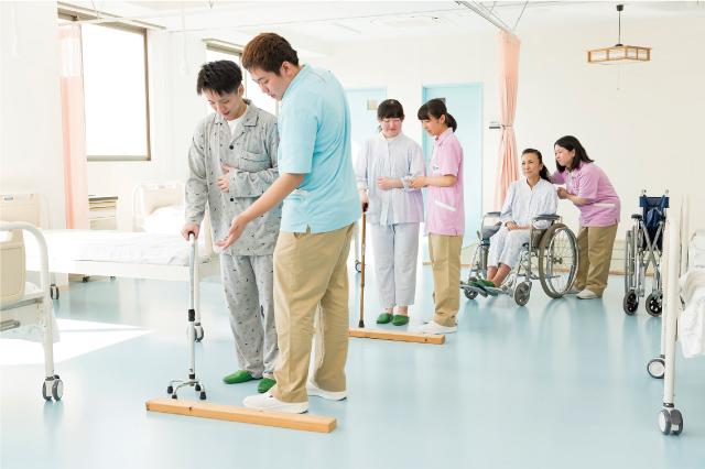 基礎介護実習室