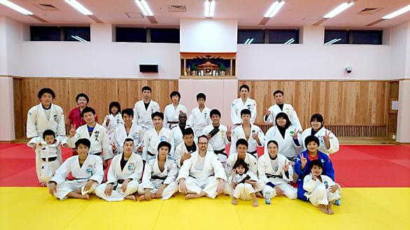 帝京 科学 大学 柔道 部