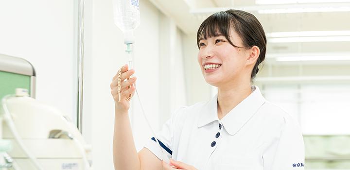 看護 専門 学校 帝京 山梨 入試情報